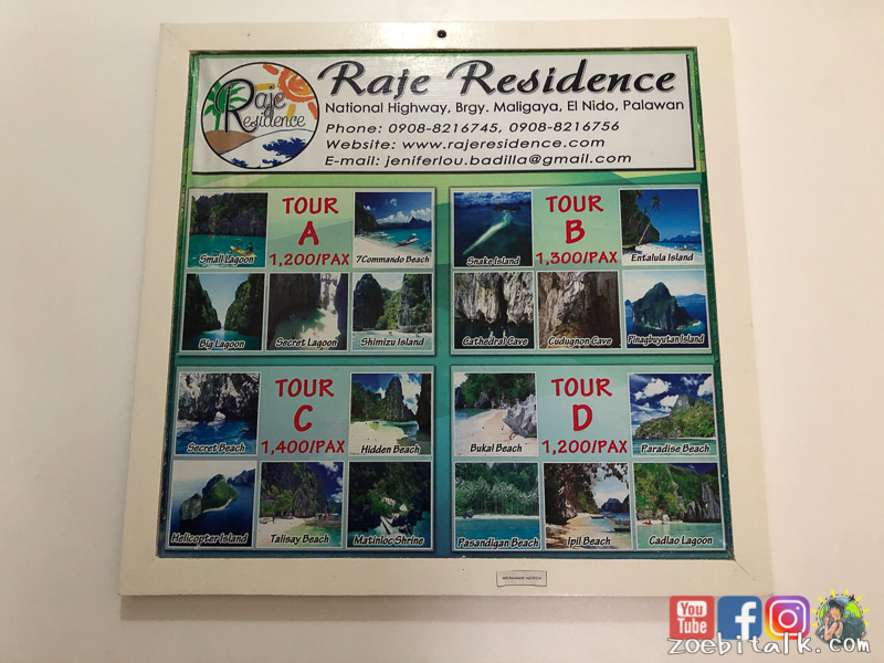 palawan einido itinerary 10