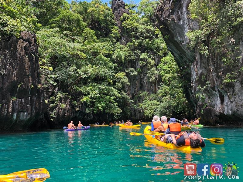 palawan einido itinerary 9