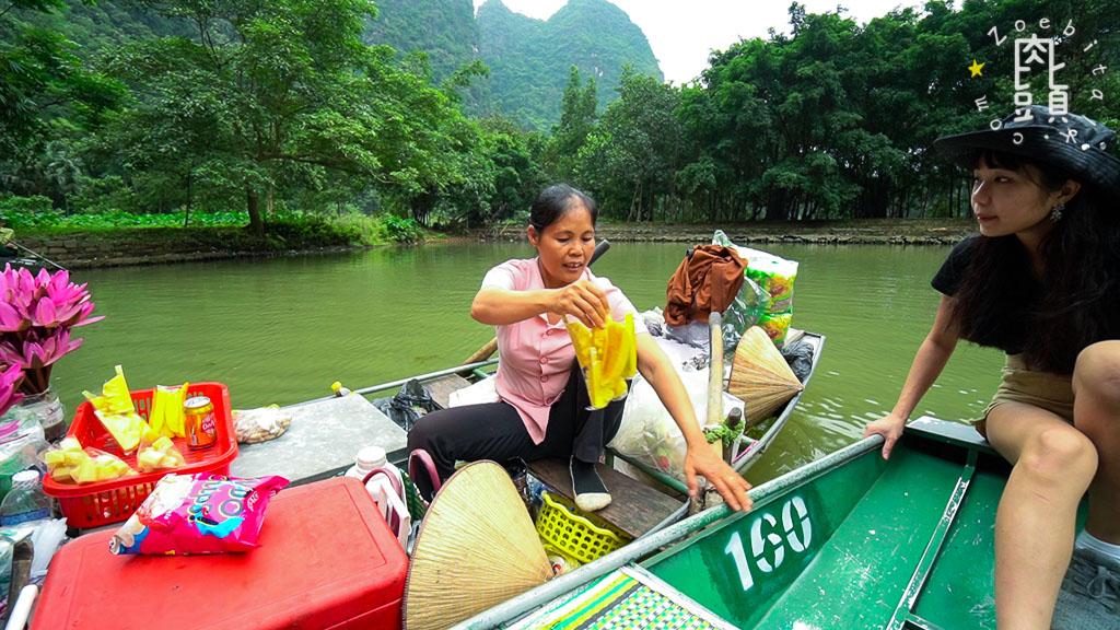 tam coc attraction river 11