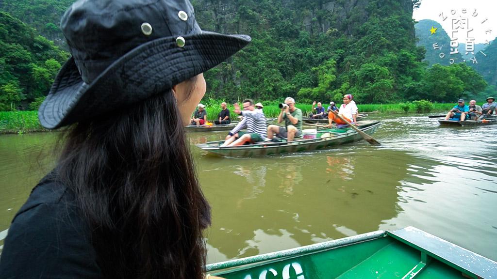 tam coc attraction river 8