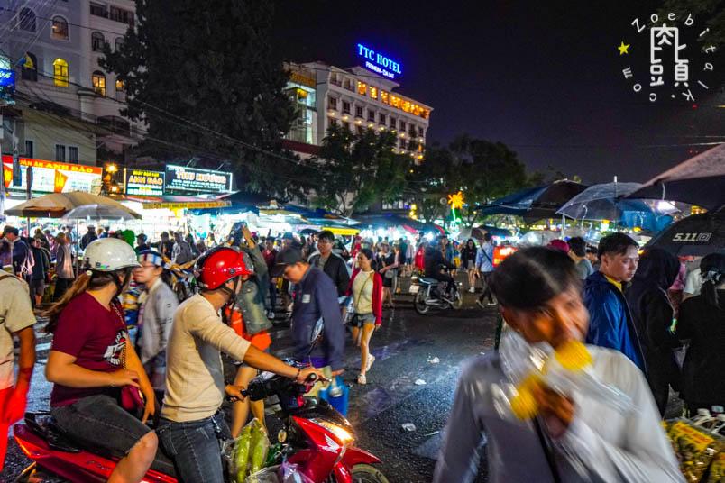 dalat night market 1