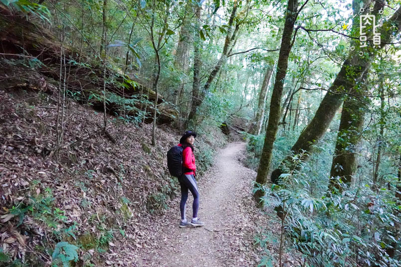yuanzui shao lai trail 47