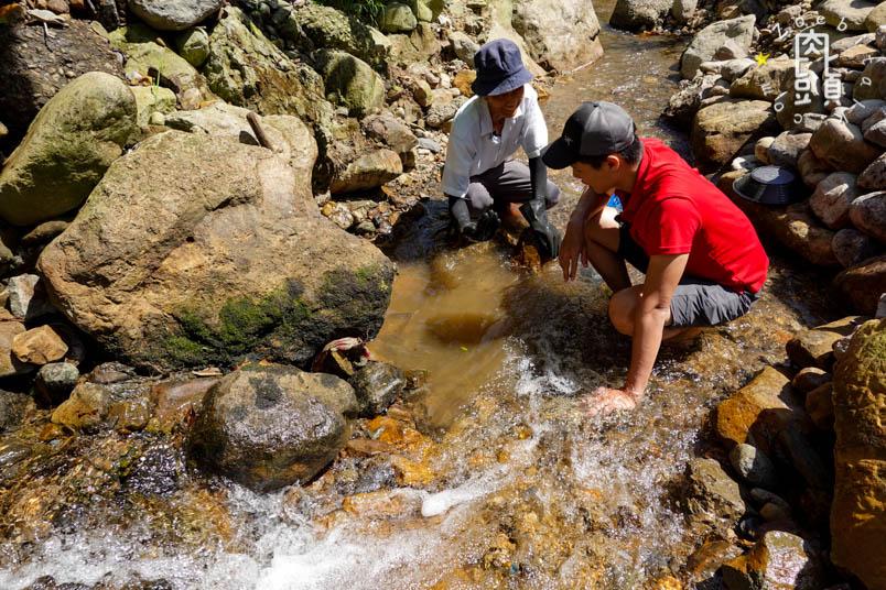 jiufen sanjian luilanglu trail 1