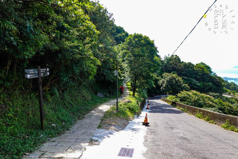 jiufen sanjian luilanglu trail 17