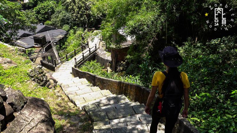 jiufen sanjian luilanglu trail 21