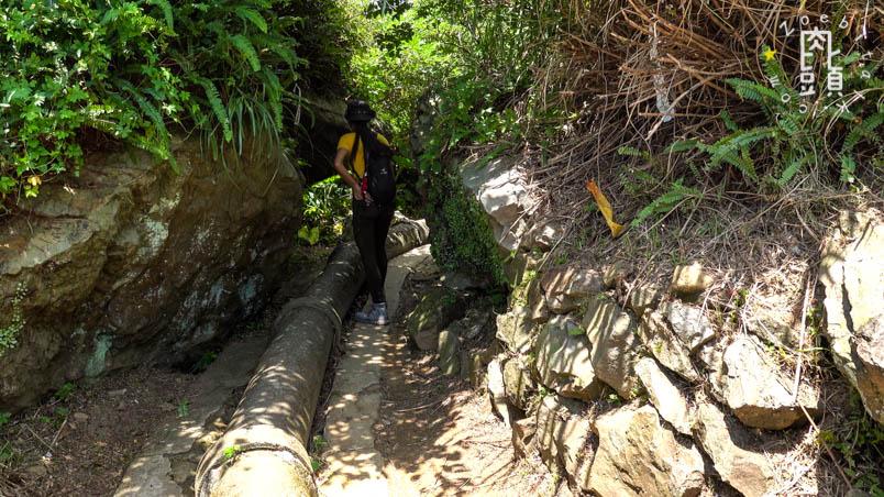 jiufen sanjian luilanglu trail 22