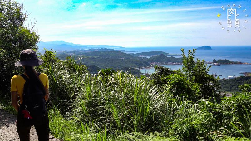 jiufen sanjian luilanglu trail 25