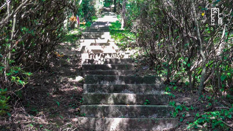 jiufen sanjian luilanglu trail 26