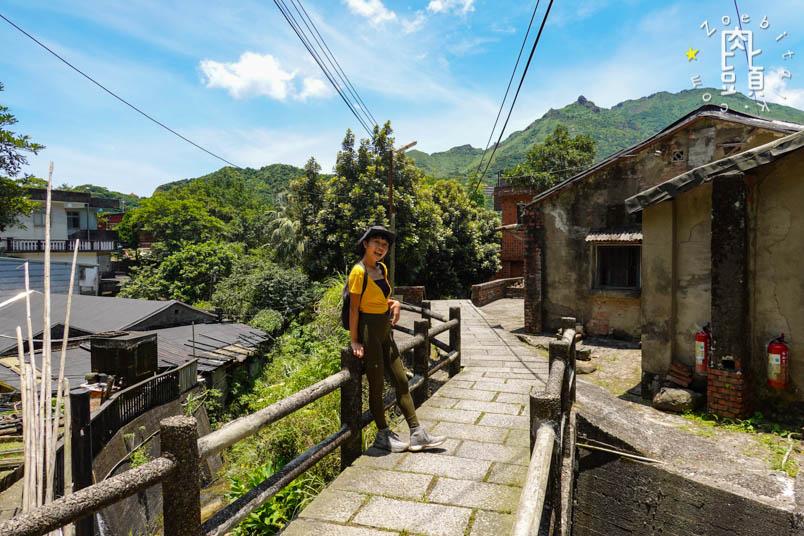 jiufen sanjian luilanglu trail 5