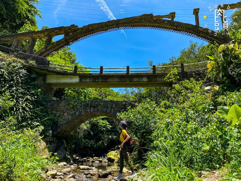 jiufen sanjian luilanglu trail 6