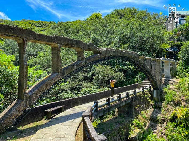 jiufen sanjian luilanglu trail 7