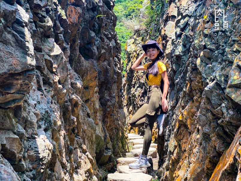 jiufen sanjian luilanglu trail 9