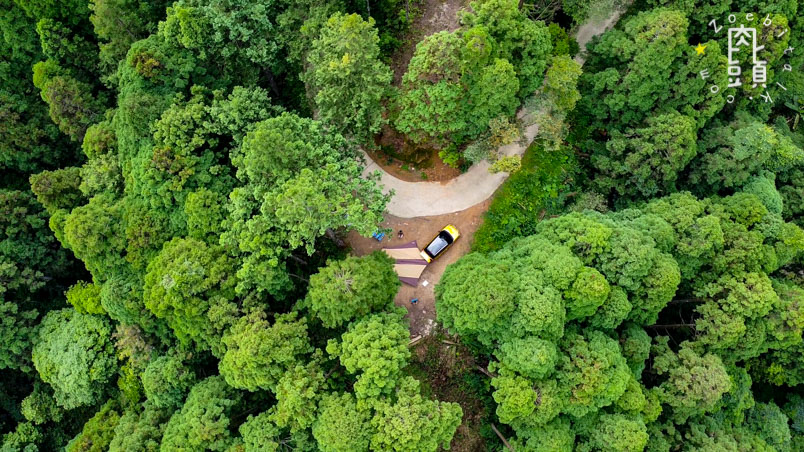 luoshan forest road 11