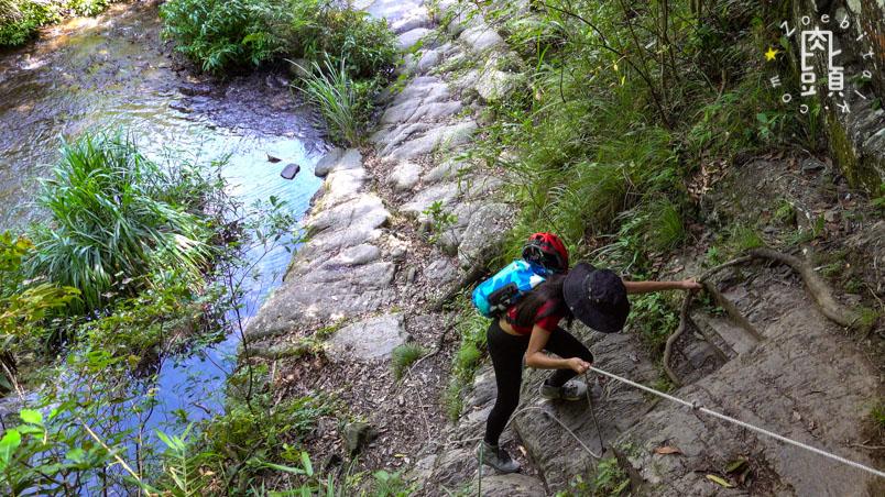 taoyuan youling waterfall 17