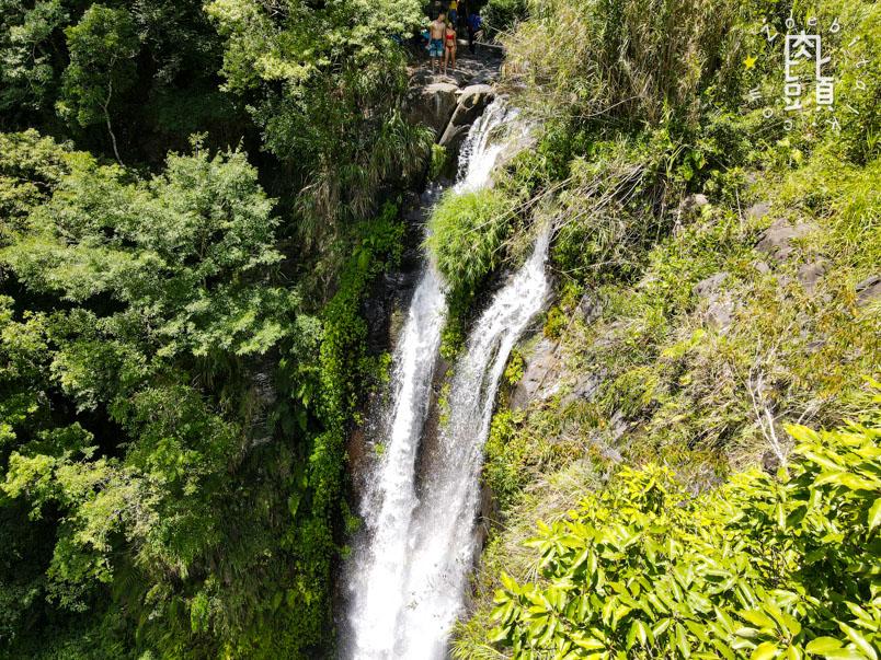taoyuan youling waterfall 2