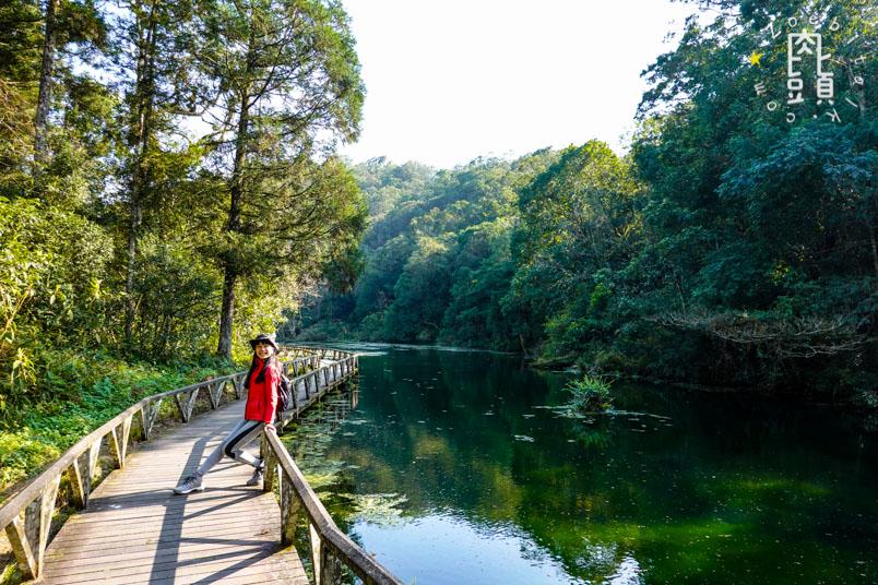 yilan fushan botanical garden 2