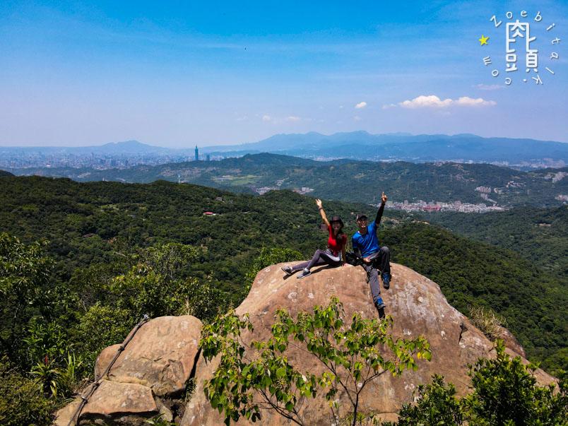new taipei bijia mountain 13