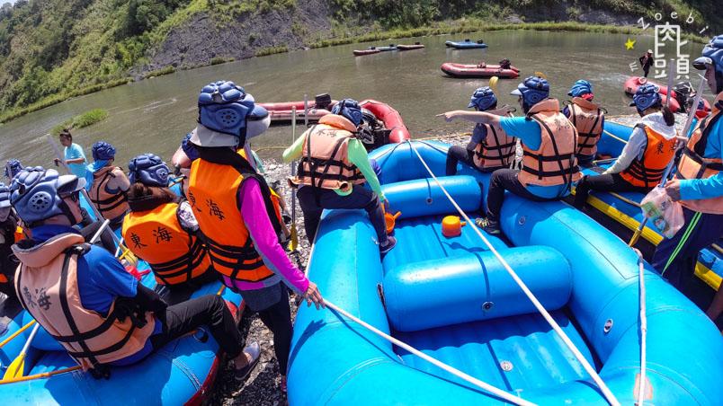 white water rafting xiuguluan river2 1