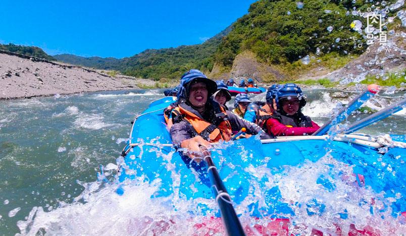 white water rafting xiuguluan river2 10