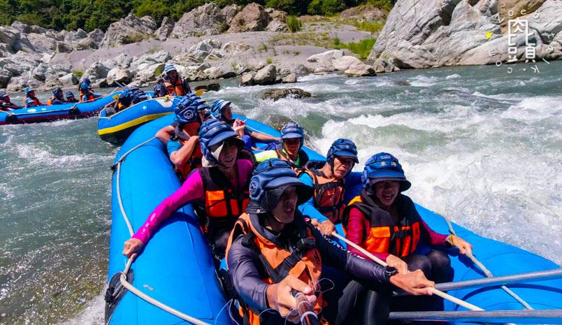 white water rafting xiuguluan river2 11