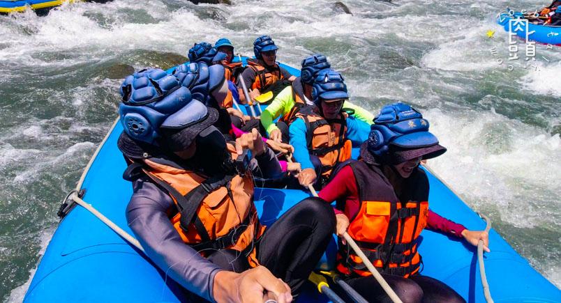 white water rafting xiuguluan river2 3