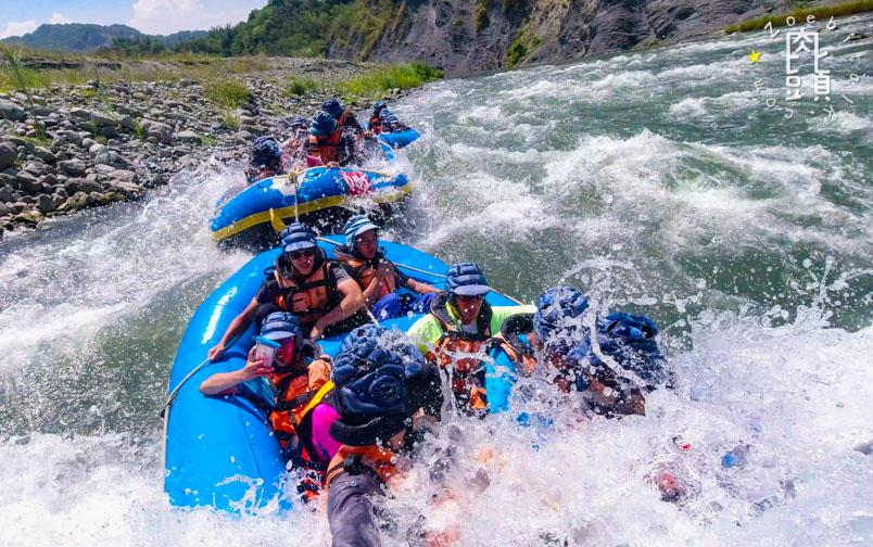 white water rafting xiuguluan river2 8
