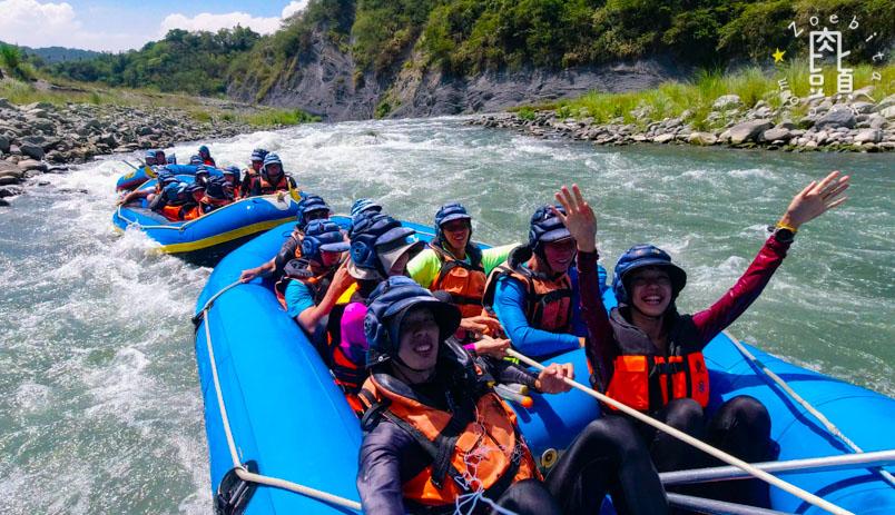 white water rafting xiuguluan river2 9