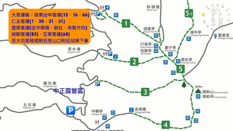 taichung dakeng trail4 14