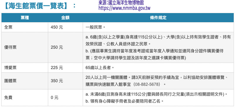 pingtung nmmba info 5