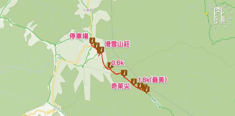 nantou xiaoqilai trail 28